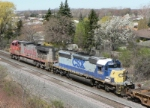 CSX 8043