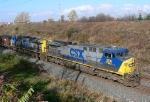 CSX 256