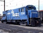 Conrail 2766 At Packer Terminal Philadelphia PA 05/1985