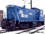 Conrail 9420 SW 1001 at Lansdale PA 1985