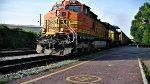 NS 27E at the Tuscaloosa Depot.