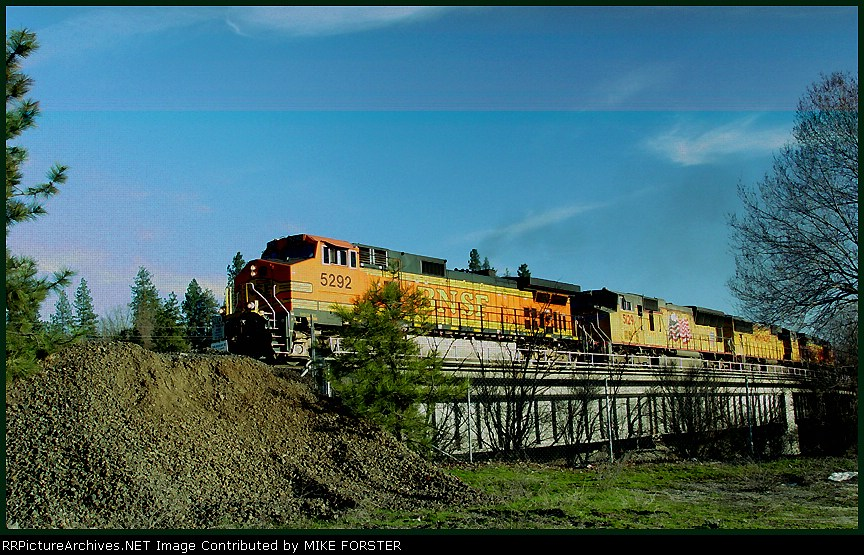 BNSF 5292