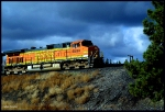 BNSF 4989
