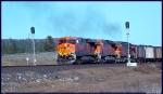 BNSF 5790 thru the signals at sullivan Road