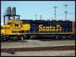 BNSF 6498