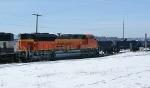 BNSF 9134