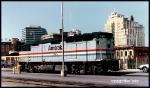 Amtrak #365 in spokane, Wa.