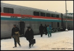 Amtraks Superliner Dining Car