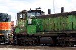 BNSF 3422