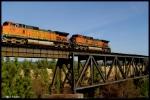 BNSF 4038