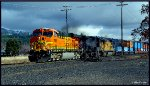 BNSF in the Spokane Valley