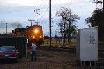 Rail fanning