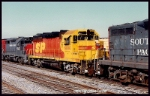 Southern Pacific #6606, Los Angeles Division