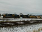 CSX/UP Powered Freight!