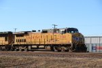 Union Pacific C44-9W Roster Shot