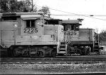 CSX 2225 and CSX 6825
