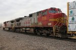 BNSF 708 & 790