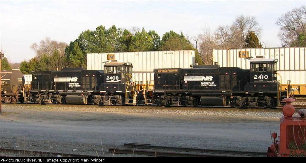NS 2408 and NS 2410