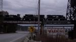 NS 5327 at Tennessee River bridge