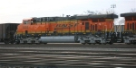 BNSF 5798 in the yard