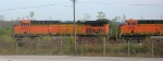 BNSF 5651 at Shipps yard