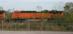 BNSF 5649 at Shipps yard