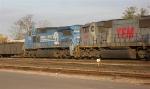 NS 8381, ex-Conrail,