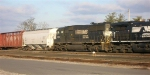 NS 6670 in the yard