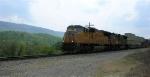 UP 4721 EB on NS tracks near CSX Wauhatchie Yard,