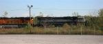 BNSF 9561 at Shipps Yard