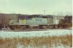 1980 in binghamton D&H yard