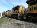 UP 9470 and UP 9548 in Yulee FL