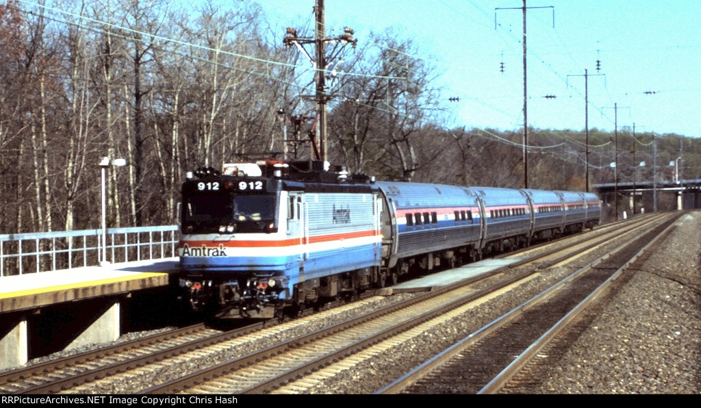 Amtrak 912