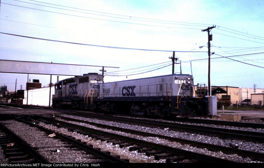 CSX 1050