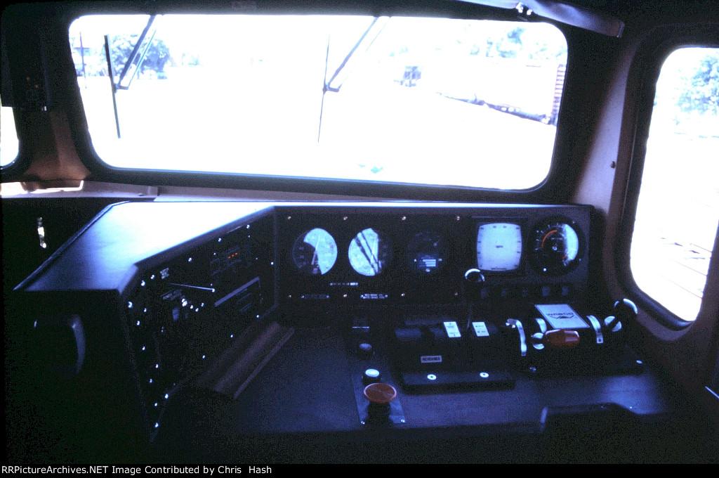 CR 6072 In Cab