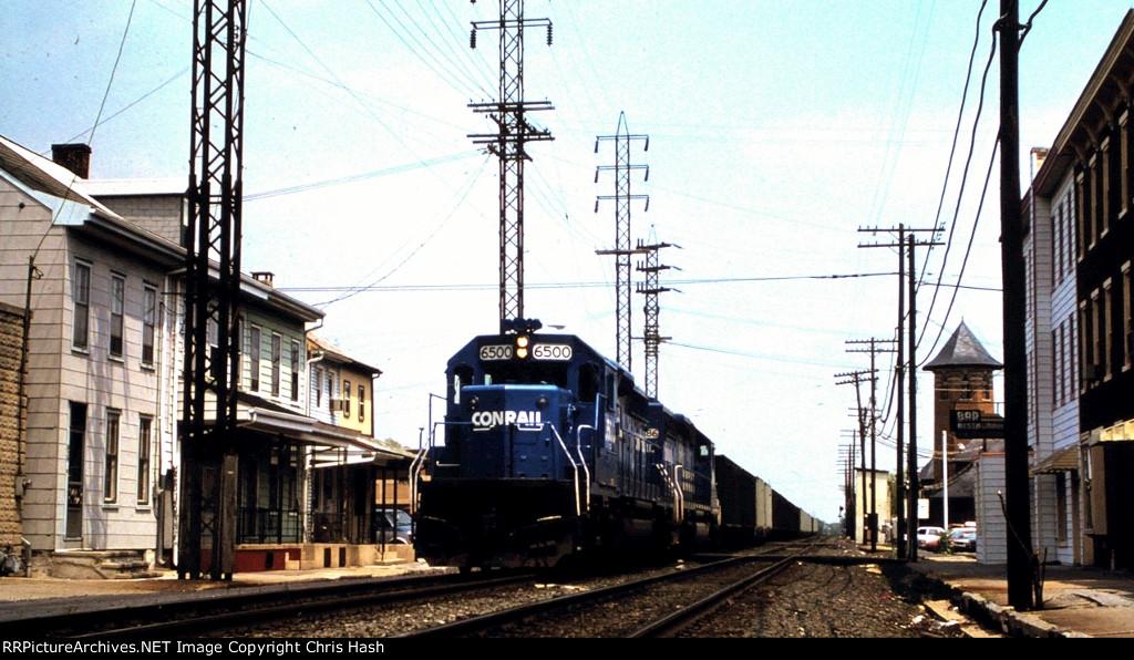 Conrail 6500
