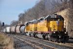 Transfer proceeds east after Amtrak