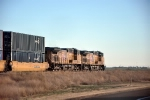 Intermodal races east