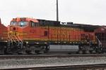 BNSF 4121