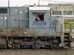 CSX 7509