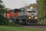 BNSF 9676