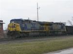 CSX 295