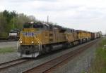 UP 8415on CSX Q351-22