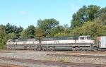 BNSF 9509