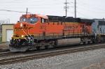 BNSF 5872