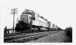 EL SD45 #801 - Erie Lackawanna
