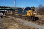 CSX 5245 leads a TRULY matched set of 3 south on Q173