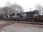 NS 4005 & NS 4004
