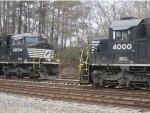 NS 4004 & NS 4000