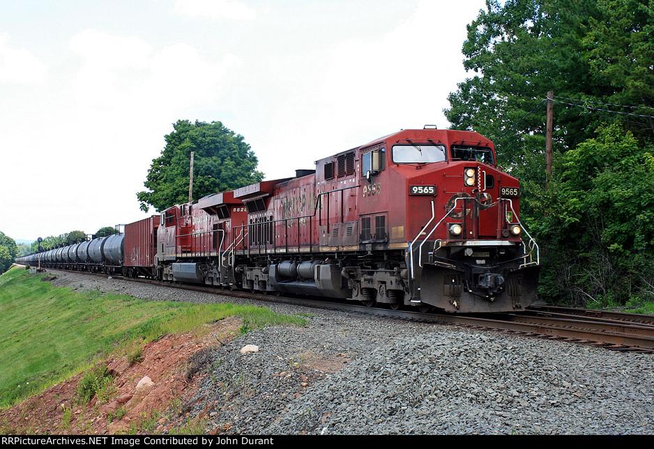 CP 9565 on K-408